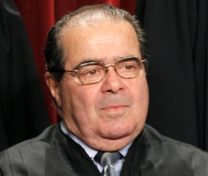 Scalia in real life
